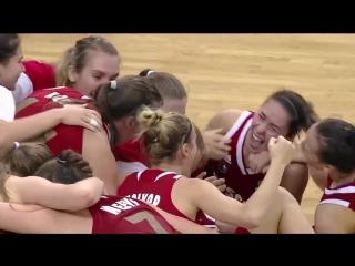 Наши баскетболистки U19 - чемпионки мира!