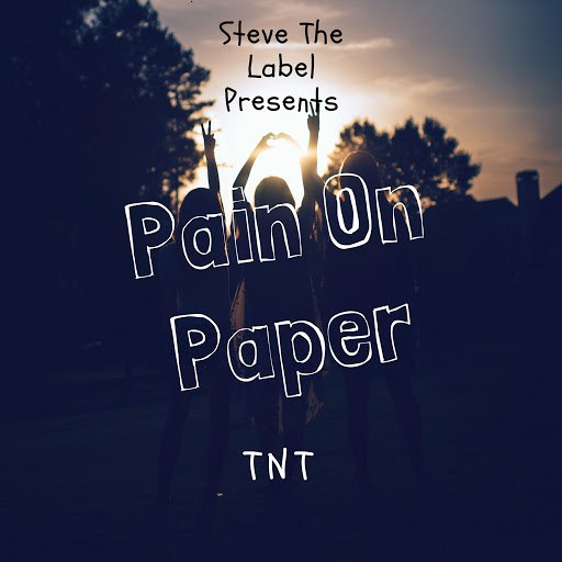 TNT альбом Pain on Paper / 18