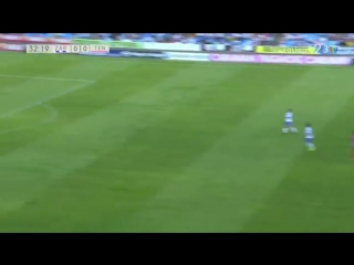 Хавбек «Тенерифе» Пердомо забил с центра поля в заключительном туре сегунды