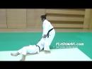 Judo - Uchi Mata Sukashi - 内股透