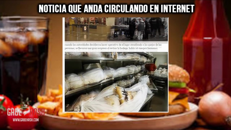 26 HUMAN BODIES FOUND IN A FAST FOOD RESTAURANT'S WAREHOUSE 2017 (EXPLAINED)