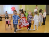 Супер - танец на утреннике 8 Марта, младшая группа