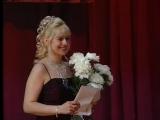 Марина Соболева,Сольный концерт,вручение звания -Народный артист КЧР (1)