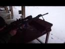 Sabatti SRT 6 5 Creedmoor streľba na gong 450 metrov