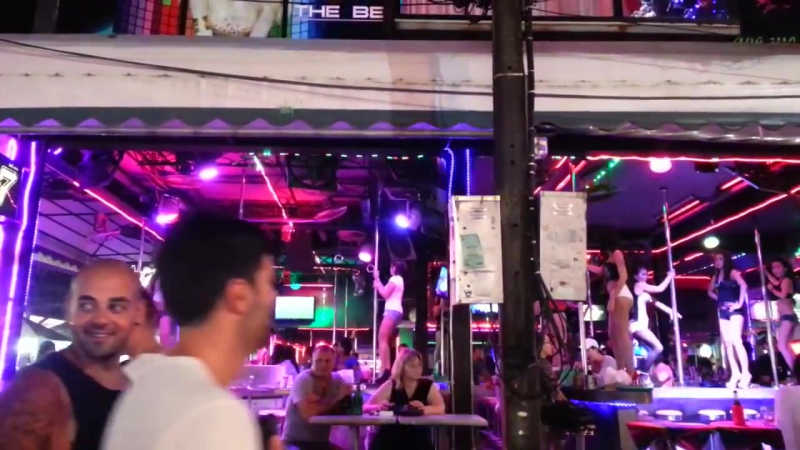 Moulin Rouge Phuket Bangla Road Thailand