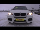 2011 BMW X5 M (E70). Обзор (интерьер, экстерьер, двигатель).
