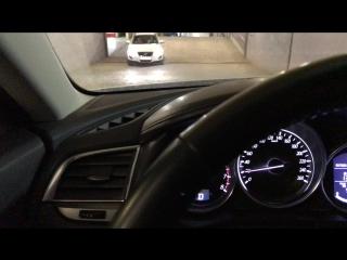 Стучит руль Mazda 6 GJ 2.5 2016