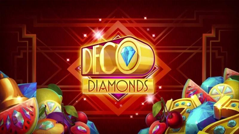 Новый слот Deco Diamonds уже в ГОЛДФИШКЕ