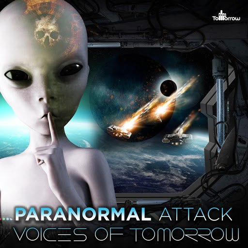 Paranormal Attack альбом Voices Of Tomorrow