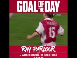 Goal of the Day: Ray Parlour
