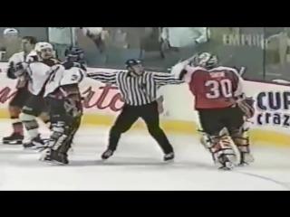 Sometimes We All Get A Little Upset - Hockeys Greatest Goalies