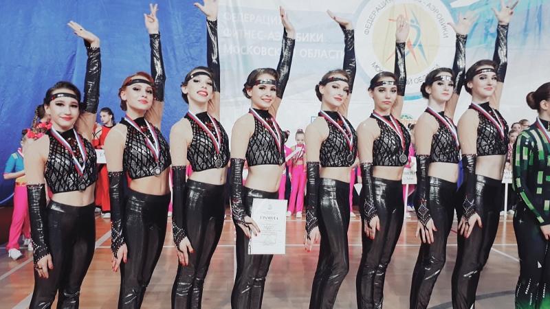 2018-03-16 - Новые победы команд студии Вита-фитнес (Лобня)