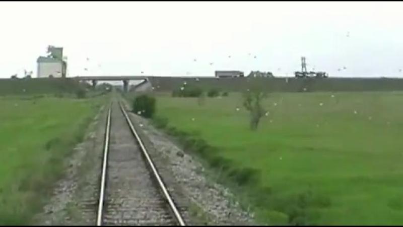 Узкоколейная однопутная железная дорога «Кротовка — Сургут (Сергиевск)». Строительство началось в 1896 году под руководством ин
