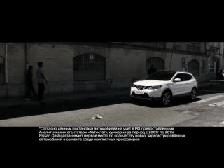 Музыка из рекламы Nissan Qashqai – специальная версия City 360 (Россия) (2016)