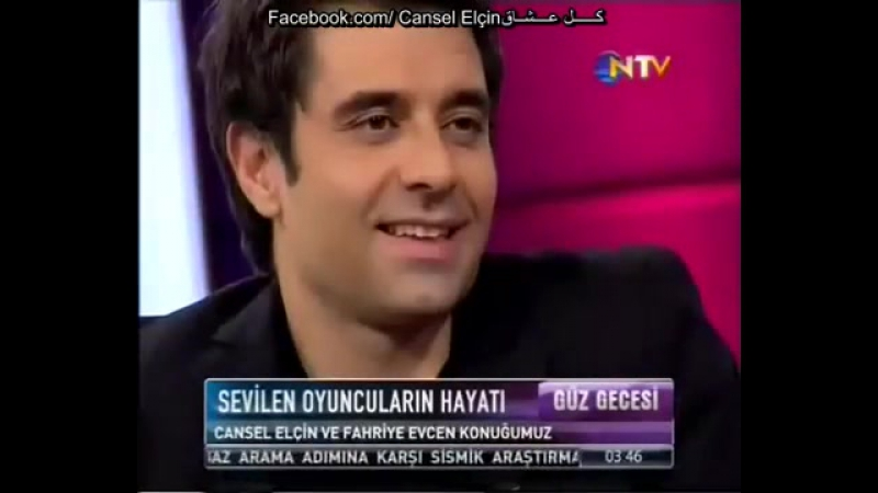 Cansel Elin ve Fahriye Evcen uan Ntv Part (2).18