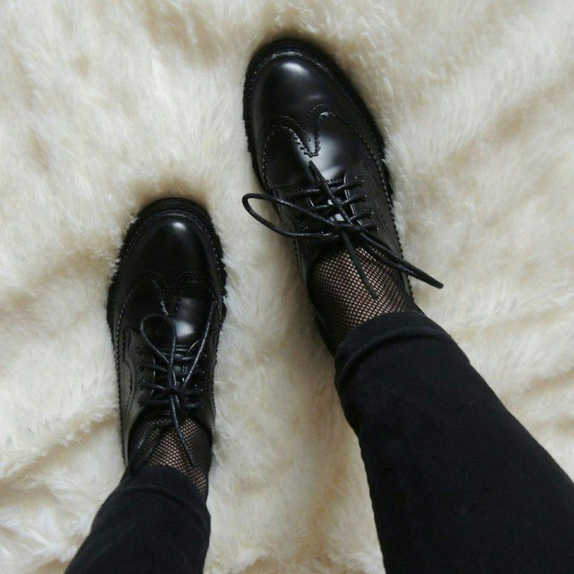 Ботинки для тплых весенних дней