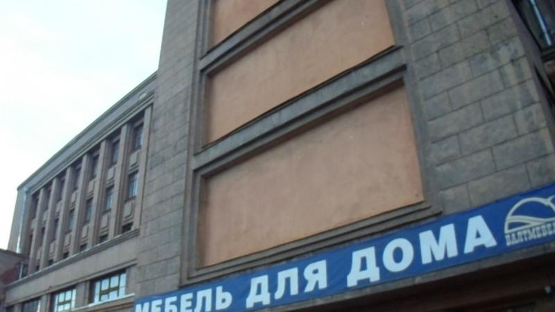 ДВОРЕЦ КУЛЬТУРЫ ИМ. С.М. КИРОВА(1934-1938)
