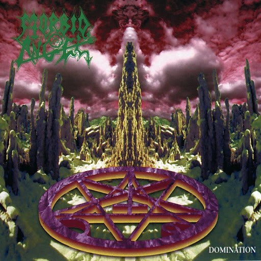 Morbid Angel альбом Domination