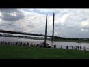 Дюссельдорф, река Рейн