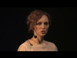 Елена Ксенофонтова читает стихотворение Юнны Мориц Любовь