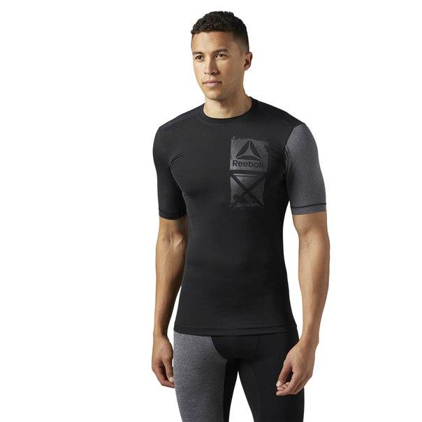 Компрессионная футболка ACTIVCHILL Graphic