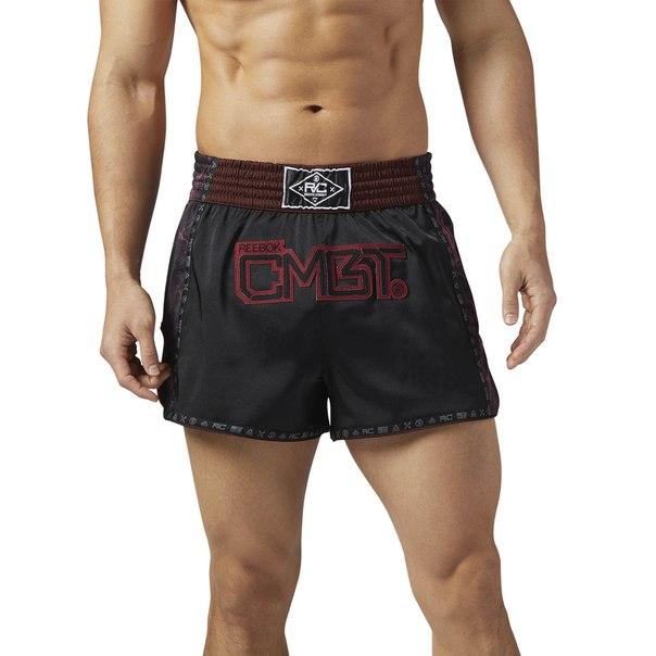 Спортивные шорты Reebok Combat Muay Thai