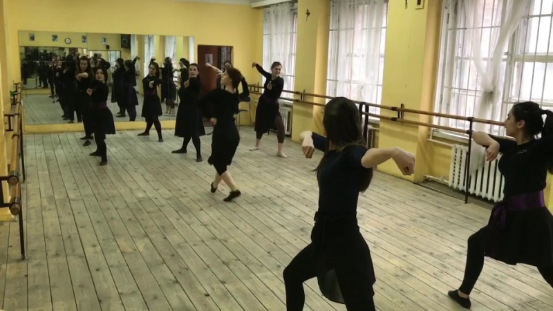 Ритмы Кавказа - Дидойский танец