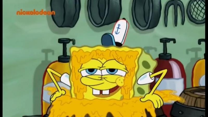 Spongebob | мне бы немного тишины