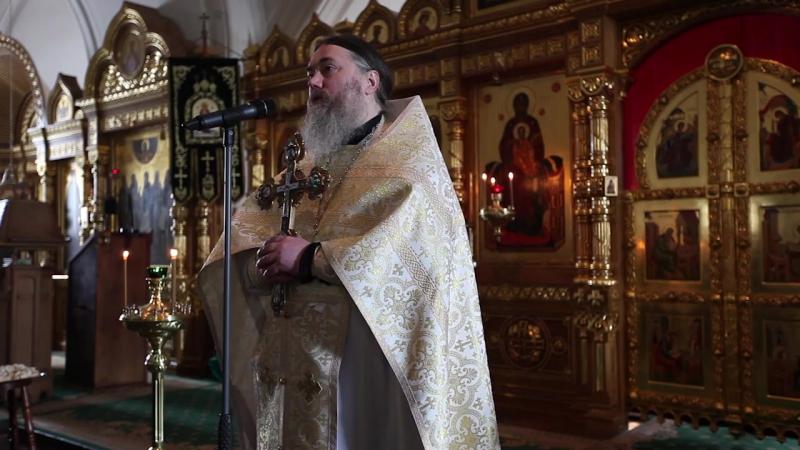 Проповедь игумена Максимилиана в праздник Вознесения Господня