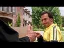 Большой Стэн - палец смерти и тренировки перед тюрьмой [ Big Stan фильм 2007 Роб Шнайдер ]