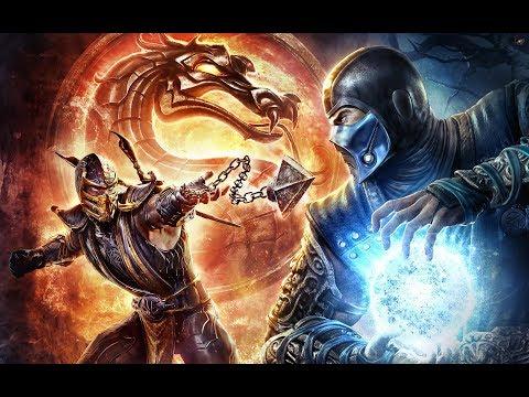 Играем в Mortal Kombat Komplete Edition.Заходите на стрим!