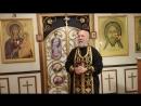 Проповедь после чтения покаянного канона Андрея Критского,21.02.2018
