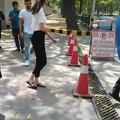 """VirushkaUpdates on Instagram: """"@virat.kohli & @anushkasharma Spotted at British High Commission, New Delhi #virat #kohli #viratkohli #sports #cric..."""