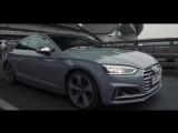Тест Audi S5