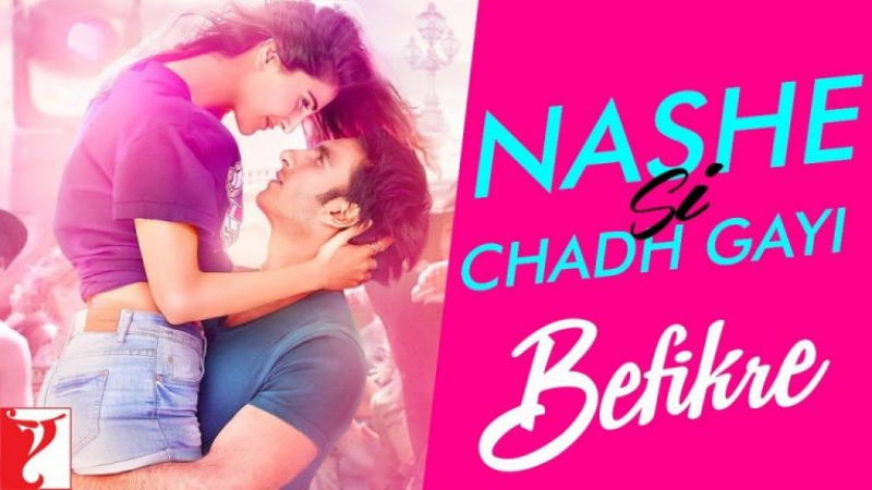 Nashe Si Chadh Gayi   Befikre   Indian Films   Беззаботные   RUS SUB