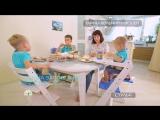 Телепередача ЧУДО ТЕХНИКИ (сокращенная версия) и чудо растущий стул Конек Горбунек