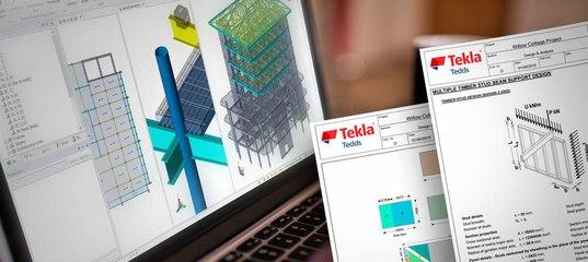 tekla structures видео уроки на русском