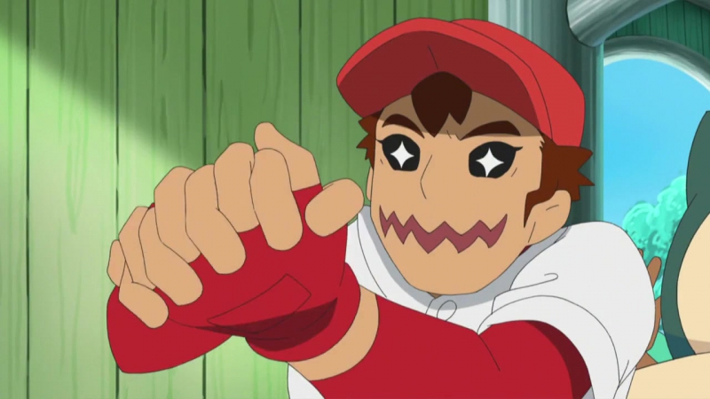 Pokemon \ Pocket Monsters \ Покемоны 20 сезон 28 серия (Оригинал \ RAW)