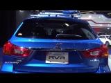 2018 Mitsubishi RVR - Exterior And interior Walkaround - 2018 Montreal Auto Show