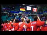 Хоккеисты поют гимн России ОЛИМПИАДА 2018 ЗОЛОТО