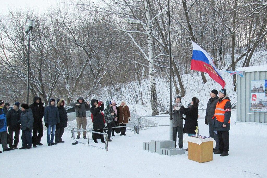 Предновогодние соревнования 2015 в Перми