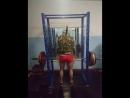 05 02 2018 Влад Сидоренко шраги со штангой 155кг