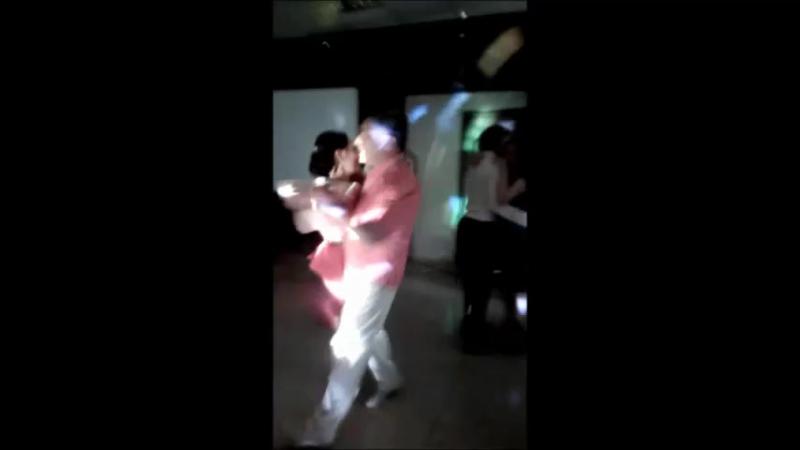Танец с папочкой ♥