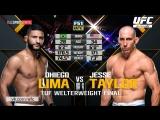 The Ultimate Fighter 25 Диего Лима vs Джейссе Тэйлор обзор боя