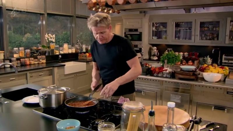 Гордон Рамзи готовит дома / Домашняя кухня / Особый случай