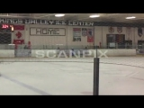 November 1: Video of Justin and Selena Gomez at the Los Angeles Kings Valley