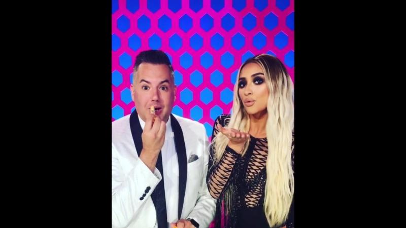 Промо: Шей Митчелл в жюри «RuPaul's Drag Race: All Stars 3»