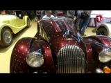 ЖЕНЕВА 2018_ Нова Lancia Stratos і класичні спорткари