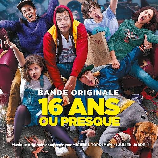 Julien Jabre альбом 16 ans ou presque (Bande originale du film)