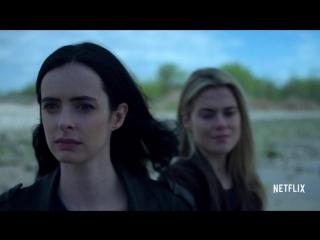 Джессика Джонс - Трейлер (2 сезон)